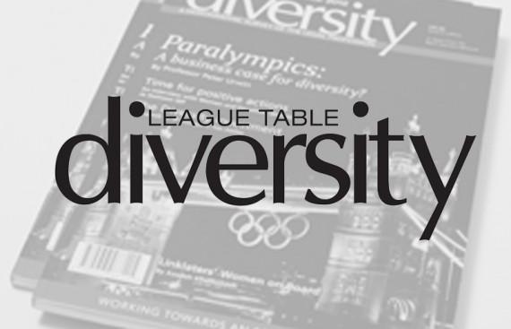Diversity League Table